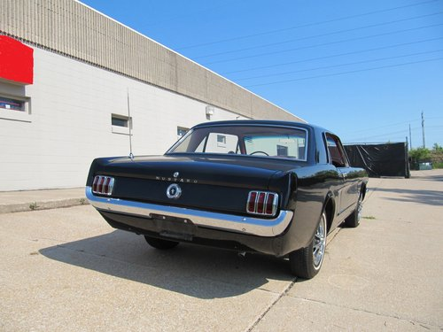1965 Ford Mustang Coupe For Sale (picture 2 of 6)