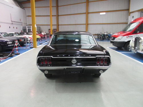 1968 FORD MUSTANG For Sale (picture 2 of 6)