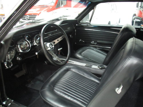 1968 FORD MUSTANG For Sale (picture 4 of 6)