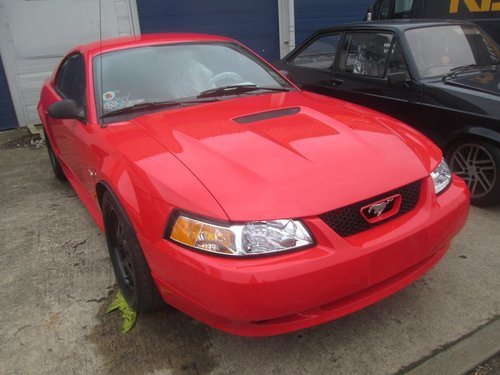 2000 Ford Mustang V6 Jap Import For Sale (picture 1 of 3)