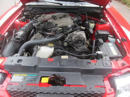2000 Ford Mustang V6 Jap Import For Sale (picture 3 of 3)