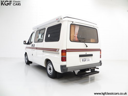 1988 A Retro 4-Berth Ford Transit Mk3 Autosleeper 'Frisky'  SOLD (picture 4 of 6)