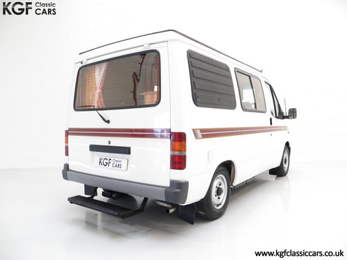 1988 A Retro 4-Berth Ford Transit Mk3 Autosleeper 'Frisky'  SOLD (picture 5 of 6)