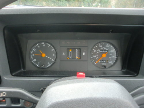 1985 Ford Escort 1.3L 30,000 miles Full Service History For Sale (picture 4 of 6)