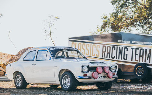 1969 Ford Escort Twin Cam Lotus For Sale (picture 1 of 6)