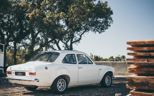 1969 Ford Escort Twin Cam Lotus For Sale (picture 2 of 6)