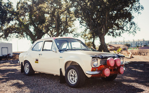 1970 Ford Escort Twin Cam Lotus For Sale (picture 1 of 6)