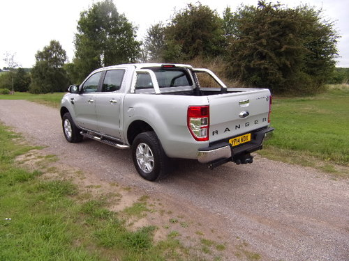 2014 Ford Ranger Limited 4x4 TDCi For Sale (picture 2 of 6)