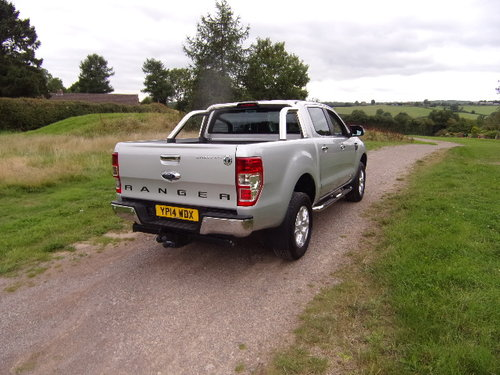 2014 Ford Ranger Limited 4x4 TDCi For Sale (picture 4 of 6)