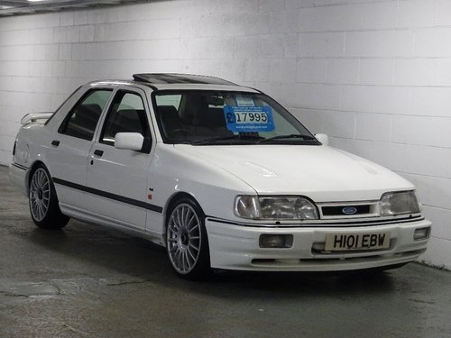1990 Ford Sierra 2.0 RS Cosworth 4dr 4X4 FULL LEATHER INT For Sale (picture 1 of 6)