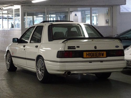 1990 Ford Sierra 2.0 RS Cosworth 4dr 4X4 FULL LEATHER INT For Sale (picture 2 of 6)