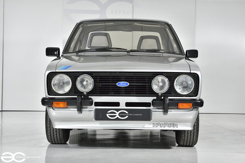 1980 Beautiful Ford Escort Harrier - Strato Silver - 64K Miles SOLD (picture 1 of 6)