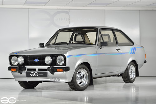 1980 Beautiful Ford Escort Harrier - Strato Silver - 64K Miles SOLD (picture 2 of 6)