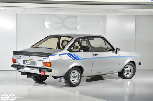 1980 Beautiful Ford Escort Harrier - Strato Silver - 64K Miles SOLD (picture 3 of 6)