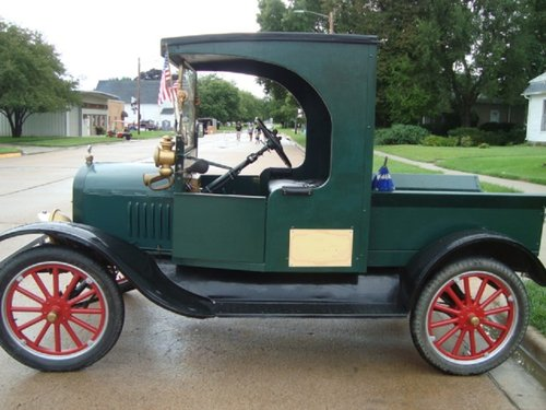 1925 Ford Model T C-Cab Pickup For Sale (picture 1 of 6)