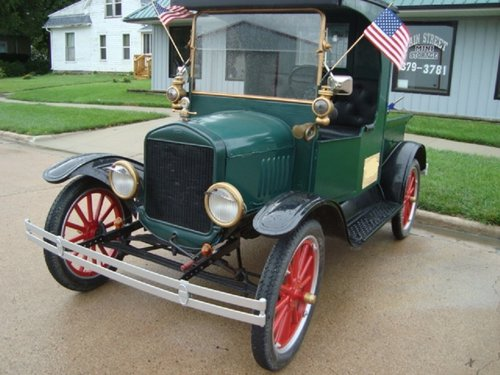1925 Ford Model T C-Cab Pickup For Sale (picture 2 of 6)