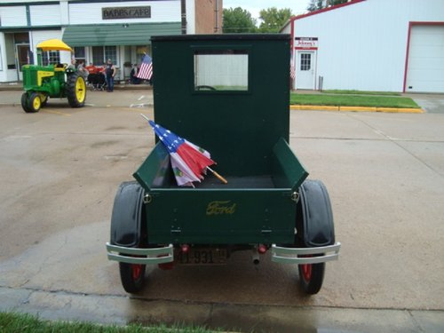 1925 Ford Model T C-Cab Pickup For Sale (picture 4 of 6)