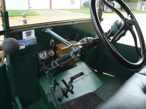 1925 Ford Model T C-Cab Pickup For Sale (picture 5 of 6)