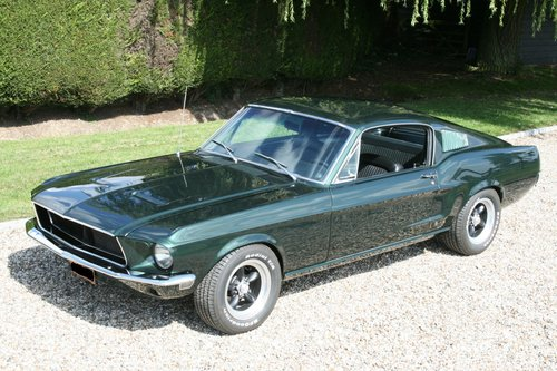1968 '68 Bullitt Mustang Fastback. NOW SOLD. MORE CLASSIC MUSTANG Wanted (picture 3 of 6)