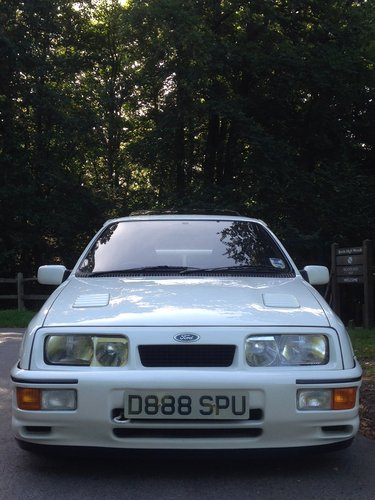 1987 Sierra RS Cosworth For Sale (picture 3 of 6)
