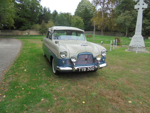 1955 FORD ZODIAC MK1  For Sale (picture 1 of 6)