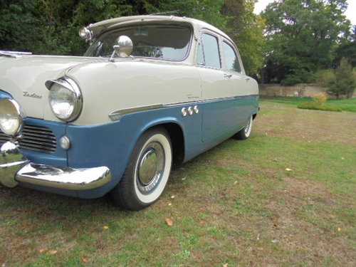 1955 FORD ZODIAC MK1  For Sale (picture 2 of 6)