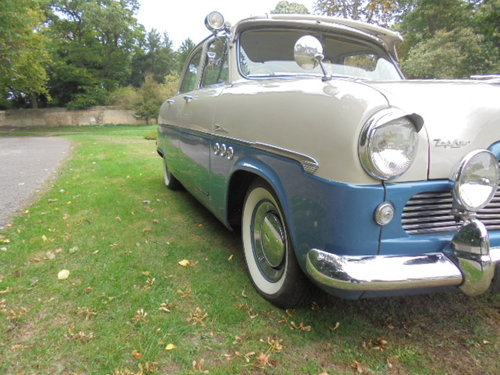 1955 FORD ZODIAC MK1  For Sale (picture 3 of 6)