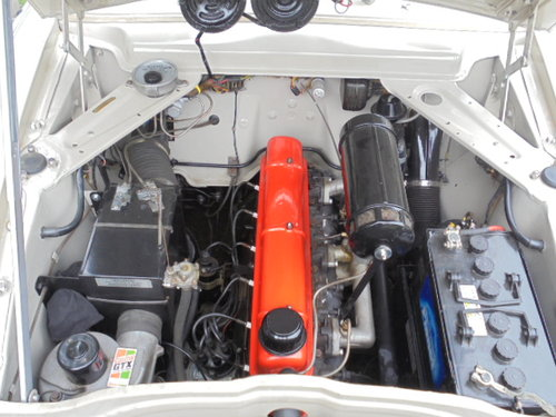 1955 FORD ZODIAC MK1  For Sale (picture 4 of 6)