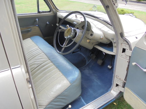 1955 FORD ZODIAC MK1  For Sale (picture 5 of 6)