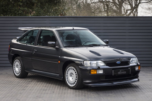 1994 Ford ESCORT RS COSWORTH LHD  SOLD (picture 1 of 6)