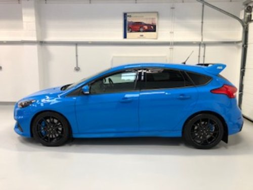 Ford Focus RS MK3 2017 One Owner + Mountune 375 & Exhaust SOLD (picture 1 of 6)