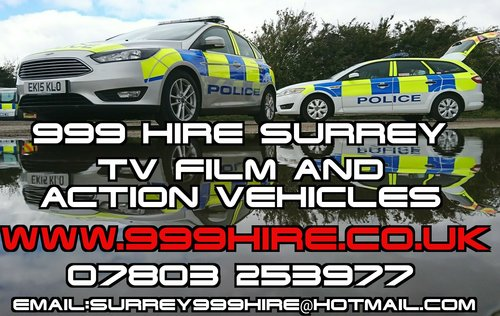MONDEO POLICE CAR  FILM UNIT  (picture 1 of 6)