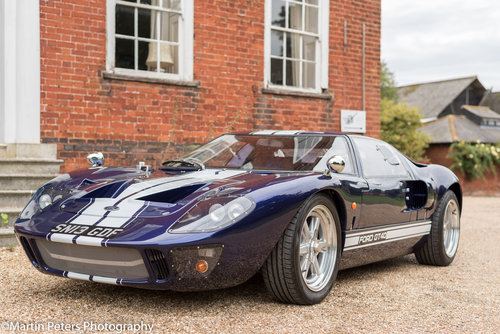 2013 GT40 MK1 Replica by Tornado For Sale (picture 1 of 6)