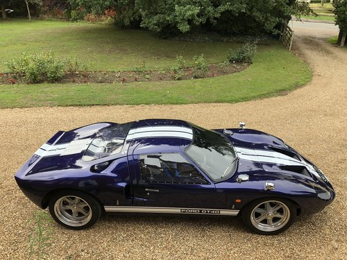 2013 GT40 MK1 Replica by Tornado For Sale (picture 2 of 6)