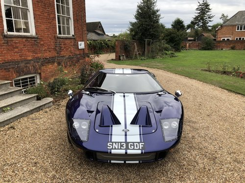 2013 GT40 MK1 Replica by Tornado For Sale (picture 6 of 6)