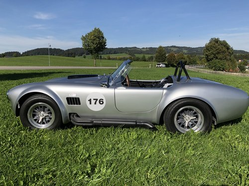 1967 Cobra 427 Shelby MK III Rep. For Sale (picture 2 of 6)
