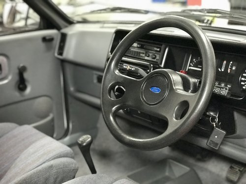 1988 Ford Fiesta XR2 Totally Original - 2 Owners - 40k Miles For Sale (picture 3 of 6)