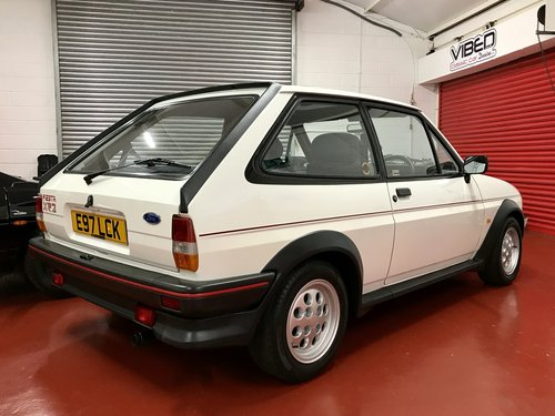 1988 Ford Fiesta XR2 Totally Original - 2 Owners - 40k Miles For Sale (picture 6 of 6)