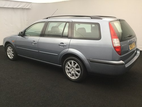 2001 FORD MONDEO 1.8 ZETEC ESTATE MK3 LOW MILEAGE IMMACULATE  SOLD (picture 3 of 6)