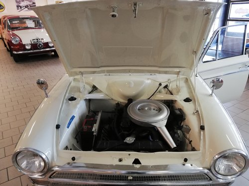 Ford Cortina 1500GT, 1965 4-door. For Sale (picture 5 of 6)