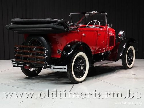 1929 Ford A Pheaton Torpedo '29 For Sale (picture 2 of 6)