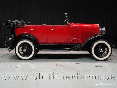 1929 Ford A Pheaton Torpedo '29 For Sale (picture 3 of 6)