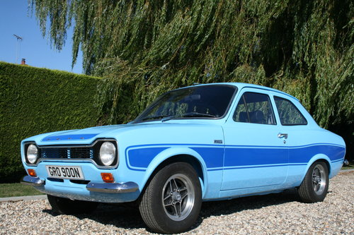 1974 Ford Escort RS 2000 MK1 Custom.Now Sold, More RS AVO Cars Wanted (picture 1 of 6)