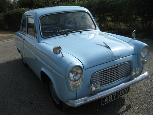 1958 Ford Anglia de luxe SOLD (picture 6 of 6)