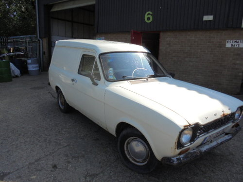 1970 MK1 FORD EESCORT VAN For Sale (picture 2 of 6)