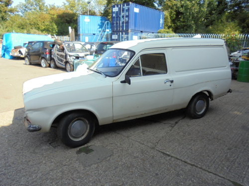 1970 MK1 FORD EESCORT VAN For Sale (picture 3 of 6)