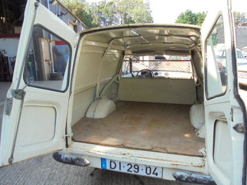 1970 MK1 FORD EESCORT VAN For Sale (picture 5 of 6)