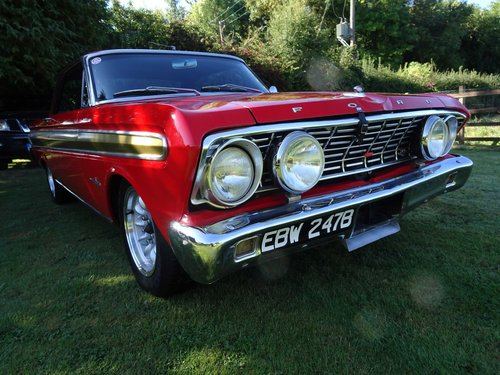 Ford Falcon Sprint (Paxton Supercharged)  1964 For Sale (picture 4 of 6)