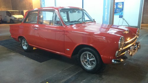 1966 Ford Cortina mk1 2 door For Sale (picture 2 of 6)