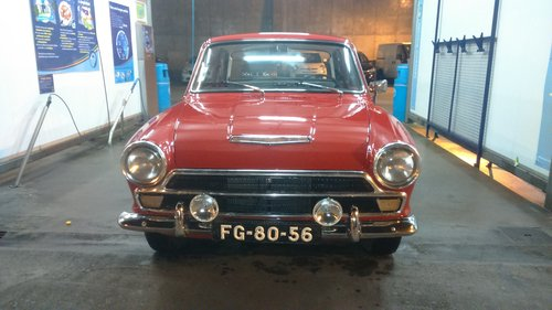 1966 Ford Cortina mk1 2 door For Sale (picture 3 of 6)